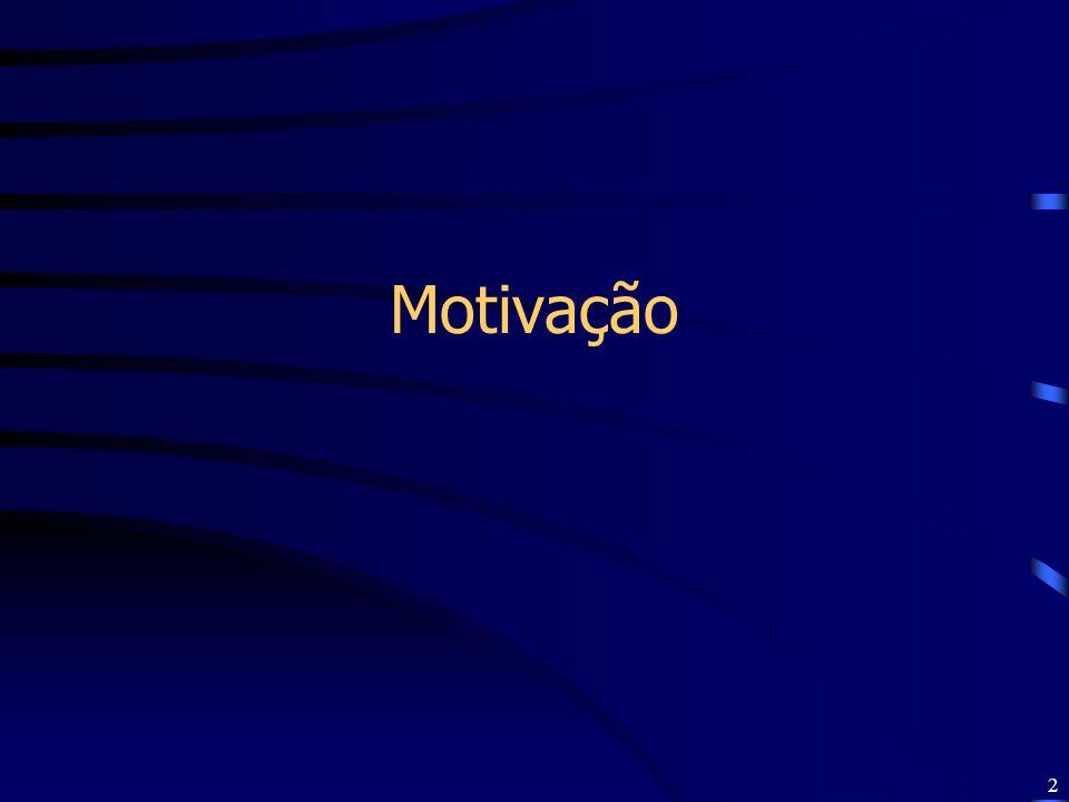 2 Motivação