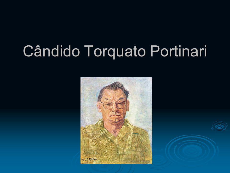 BIOGRAFIA Candido Torquato Portinari Candido Torquato Portinari Nascido em Brodosqui São Paulo em 29 de dezembro de 1903.