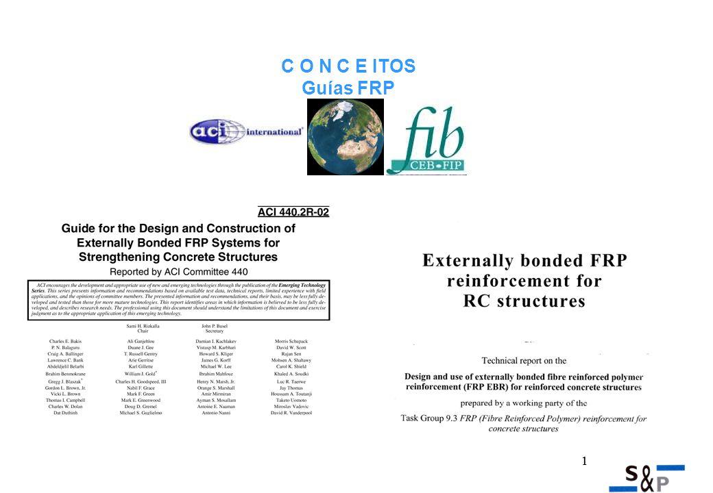 1 C O N C E ITOS Guías FRP 1