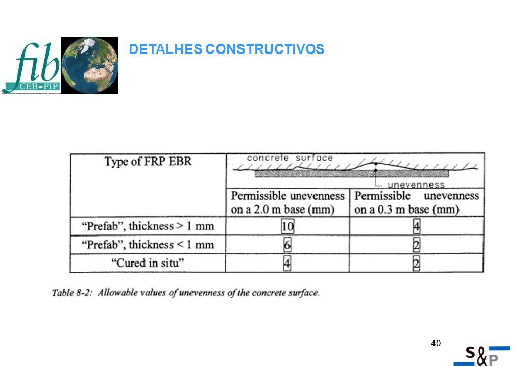 41 DETALHES CONSTRUCTIVOS 41