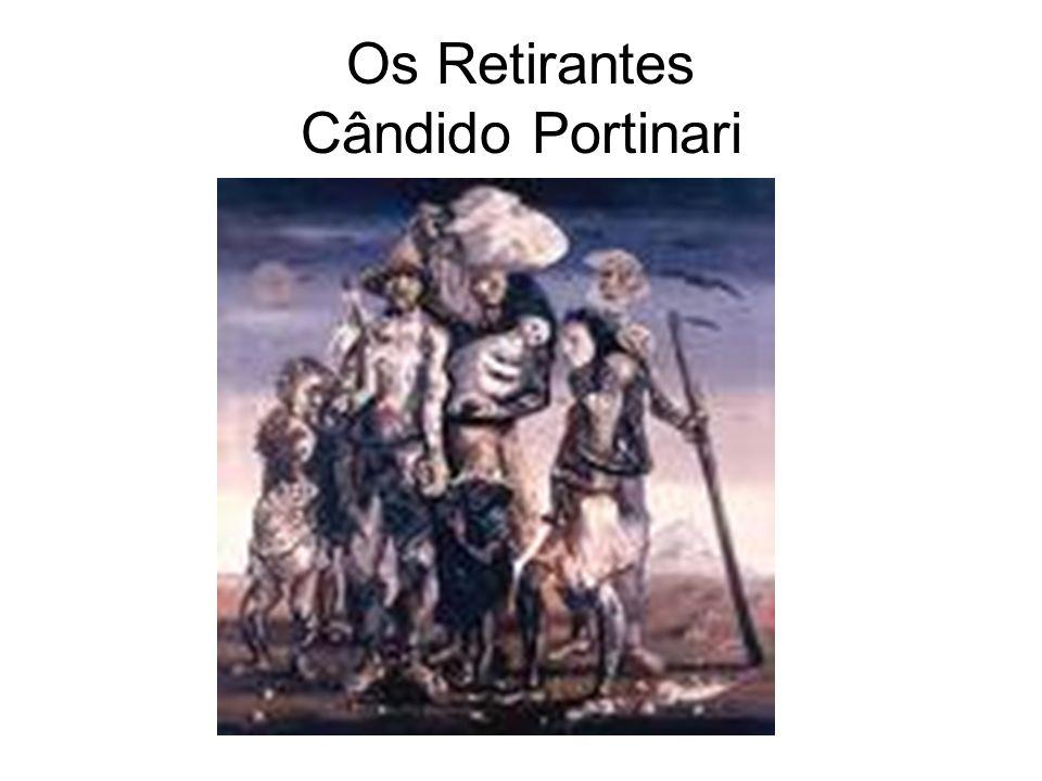 Os Retirantes Cândido Portinari