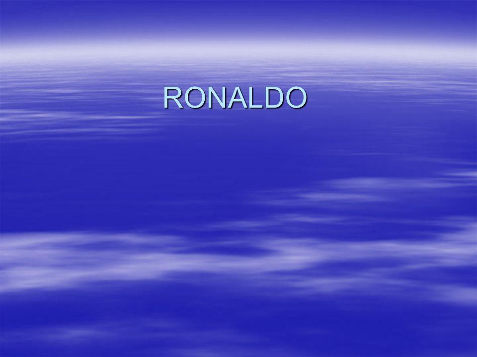 RONALDO RONALDO