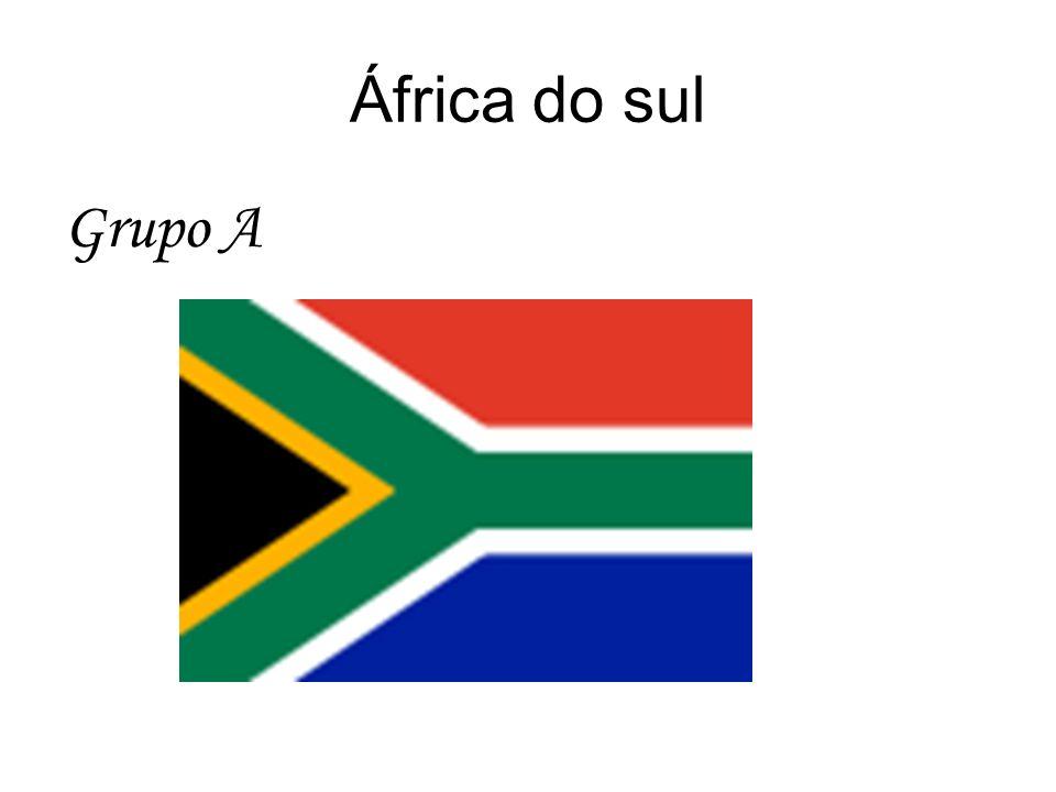 África do sul Grupo A
