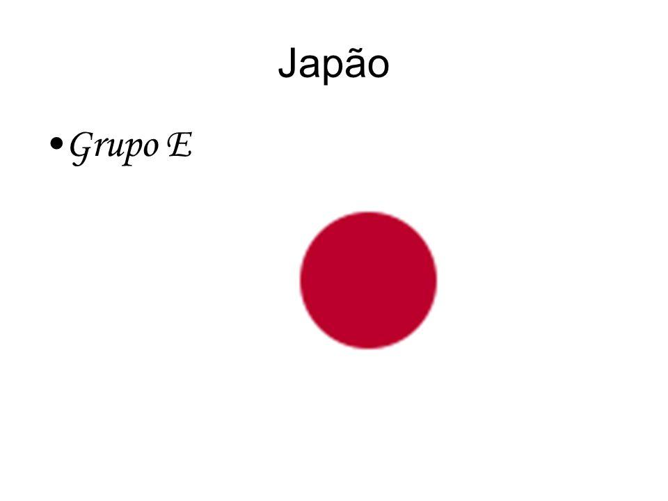 Japão Grupo E