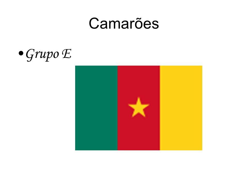 Camarões Grupo E