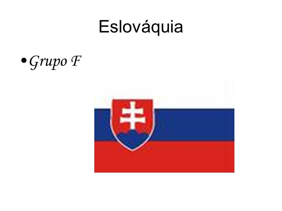 Eslováquia Grupo F
