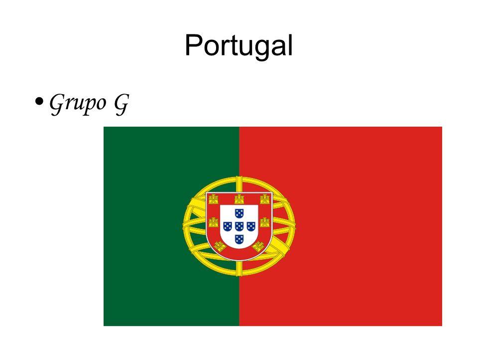 Portugal Grupo G