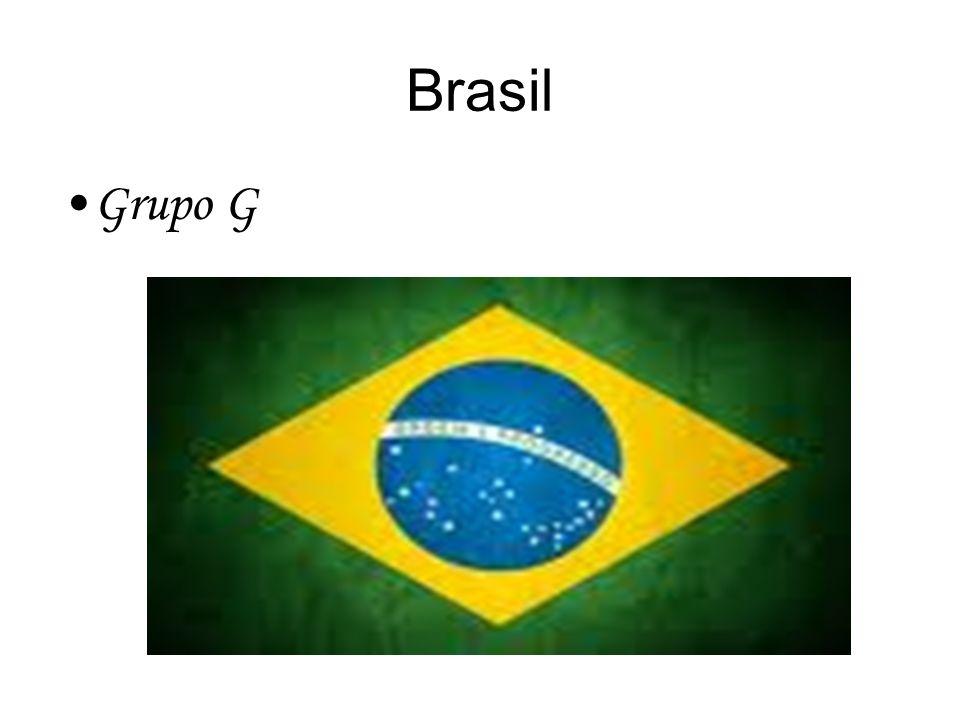 Brasil Grupo G