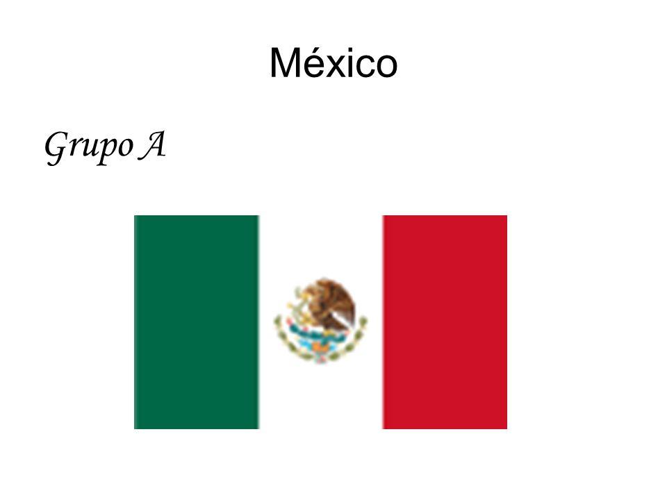 México Grupo A