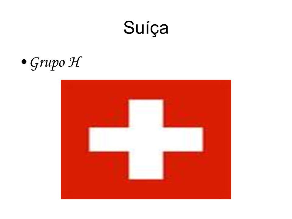 Suíça Grupo H