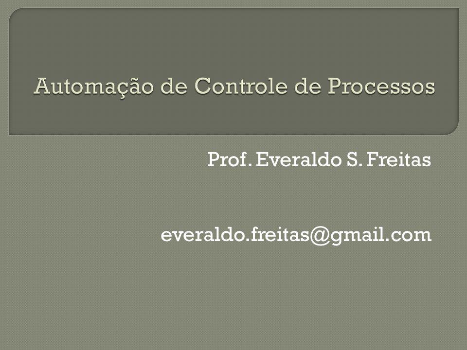 Prof. Everaldo S. Freitas everaldo.freitas@gmail.com