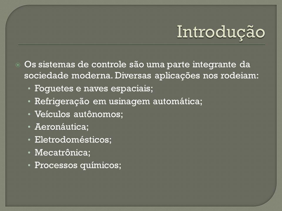 Processo Multicapacitivo ou 2ª Ordem: São processos que apresentam dois ou mais pares RC.