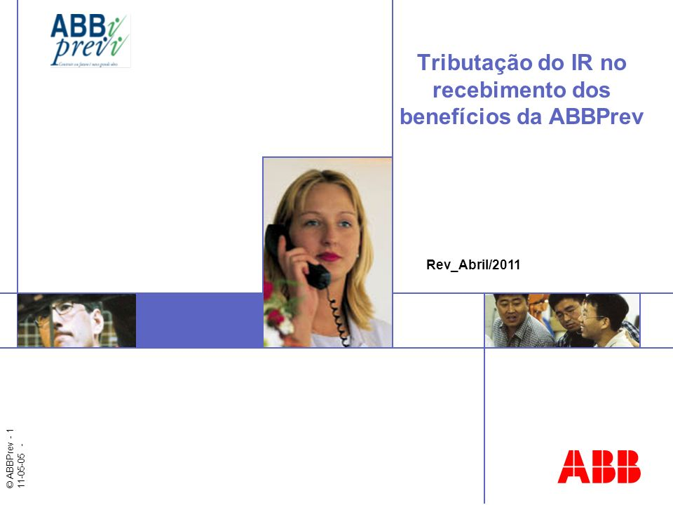 © ABBPrev - 2 Introdução 1.