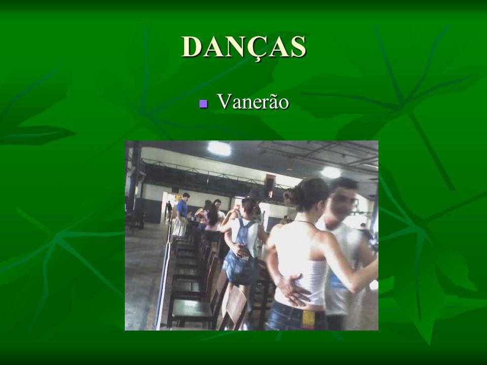 DANÇAS Vanerão Vanerão