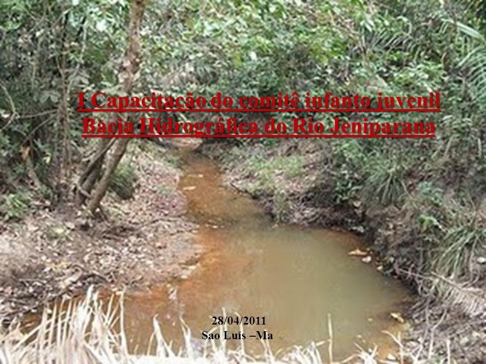 É um curso de água natural, uma corrente líquida que para existir, depende de duas condições: - Um abastecimento adequado de água.