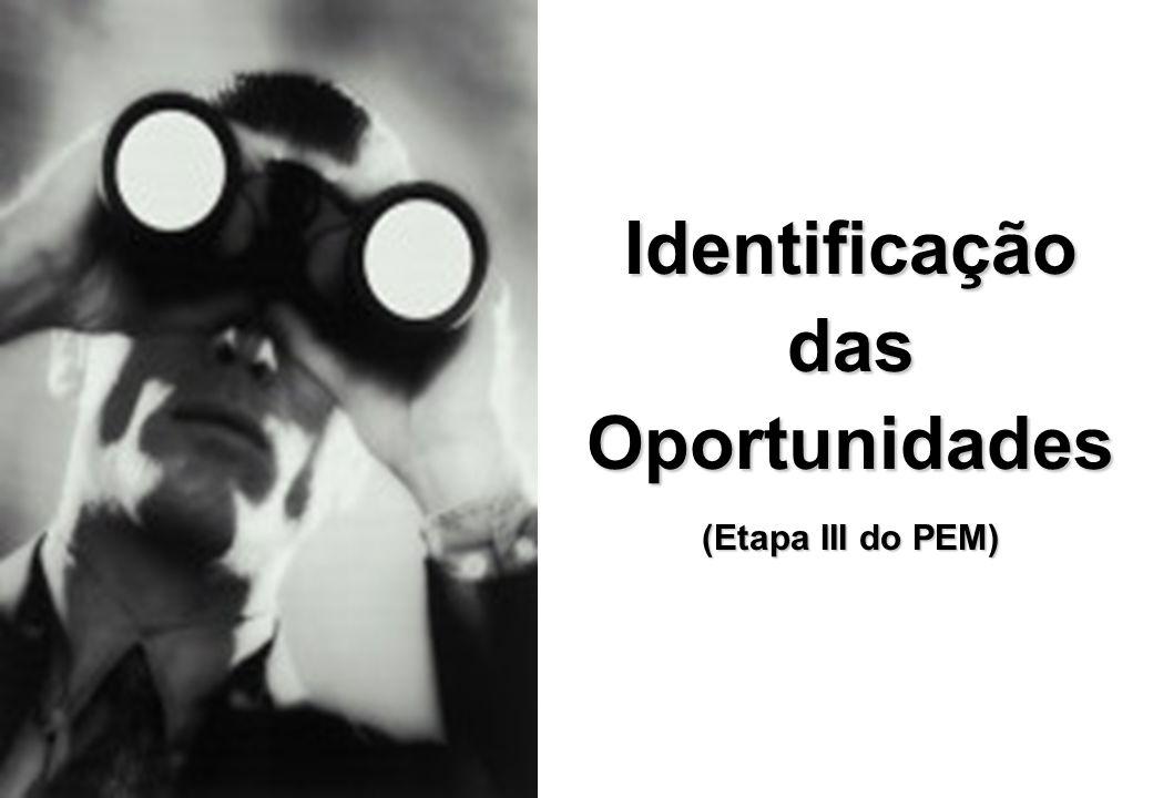 Matriz de Características-Tendências-Impacto R % O % TECNOLÓGICO POLÍTICO SOCIAL ECONÔMICO IMPACTOS * TENDÊNCIAS CARACTERÍSTICAS ATUAIS ASPECTO Setor
