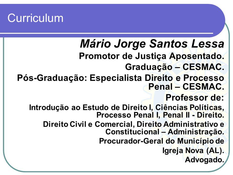 Plano de Aula 4º. Período Direito 2012-1 Ementa. Direito Penal II