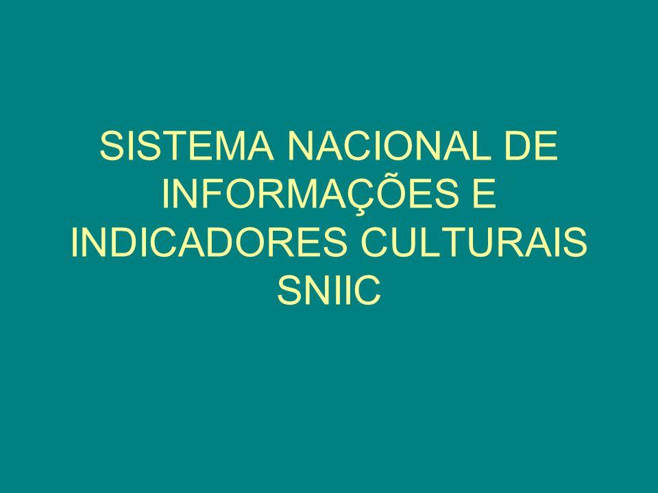 O que é o SNIIC.