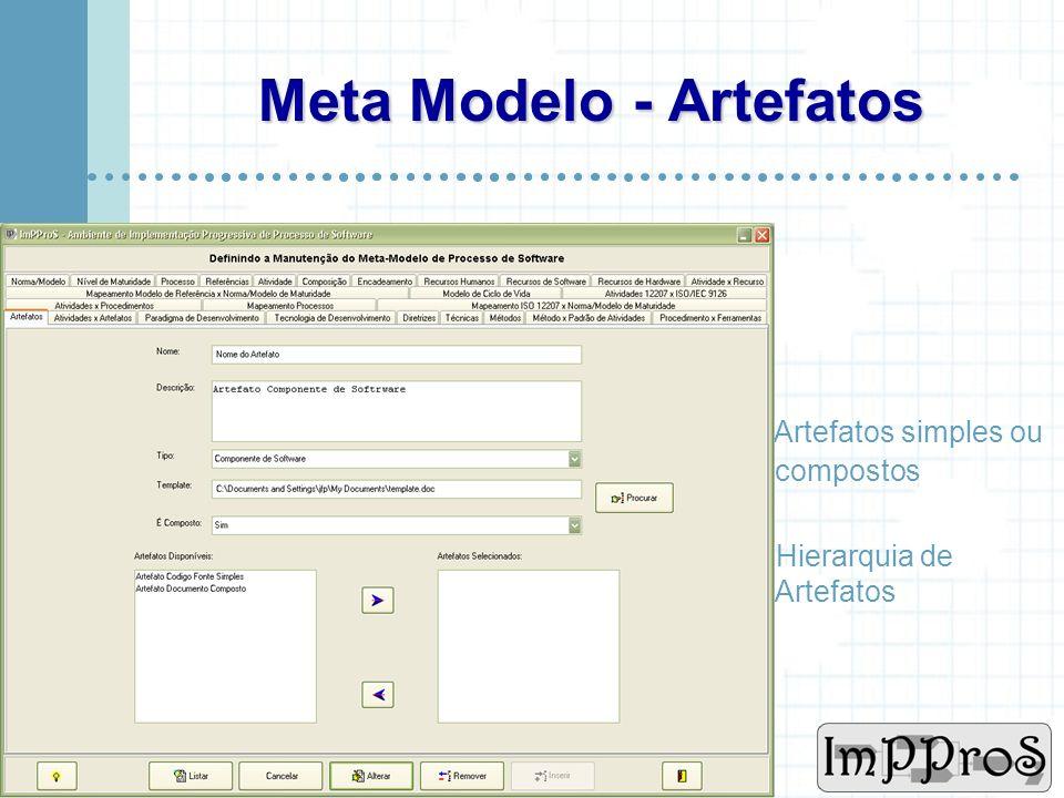 www.cin.ufpe.br/~imppros Meta Modelo - Encadeamento