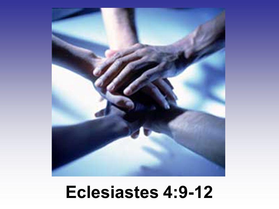 Eclesiastes 4:9-12