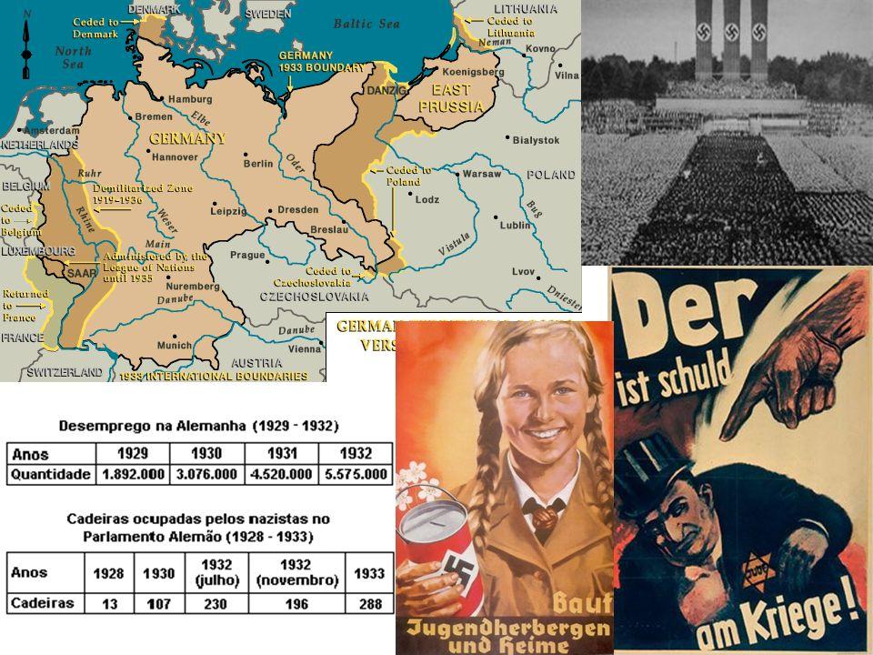 O CONFLITO (1939 a 1945) O marco inicial ocorreu no ano de 1939, quando o exército alemão invadiu a Polônia.