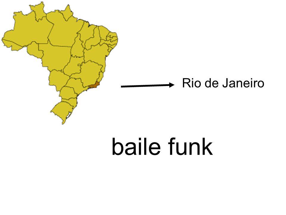 baile funk Rio de Janeiro