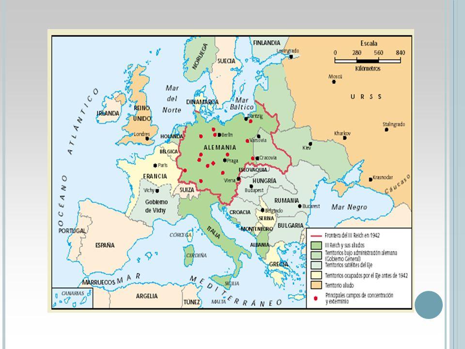 A Alemanha desobedece o Tratado de Versalhes, reaparelhando e reorganizando seu exército, em seguida invade a Renânia.
