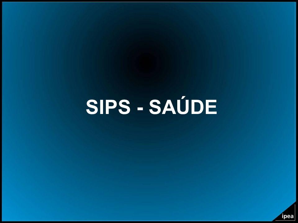 SIPS - SAÚDE
