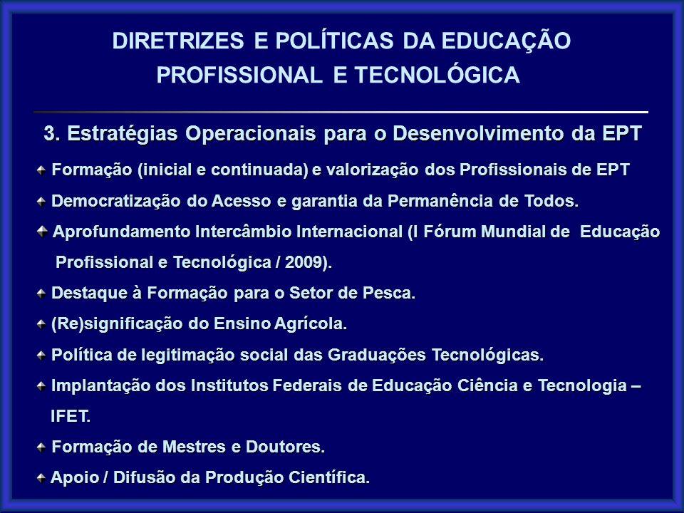 Formação (inicial e continuada) e valorização dos Profissionais de EPT Formação (inicial e continuada) e valorização dos Profissionais de EPT Democrat