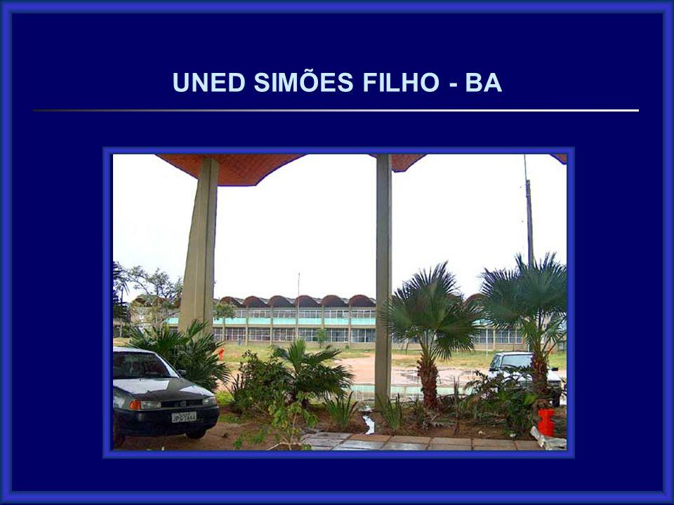 UNED SIMÕES FILHO - BA