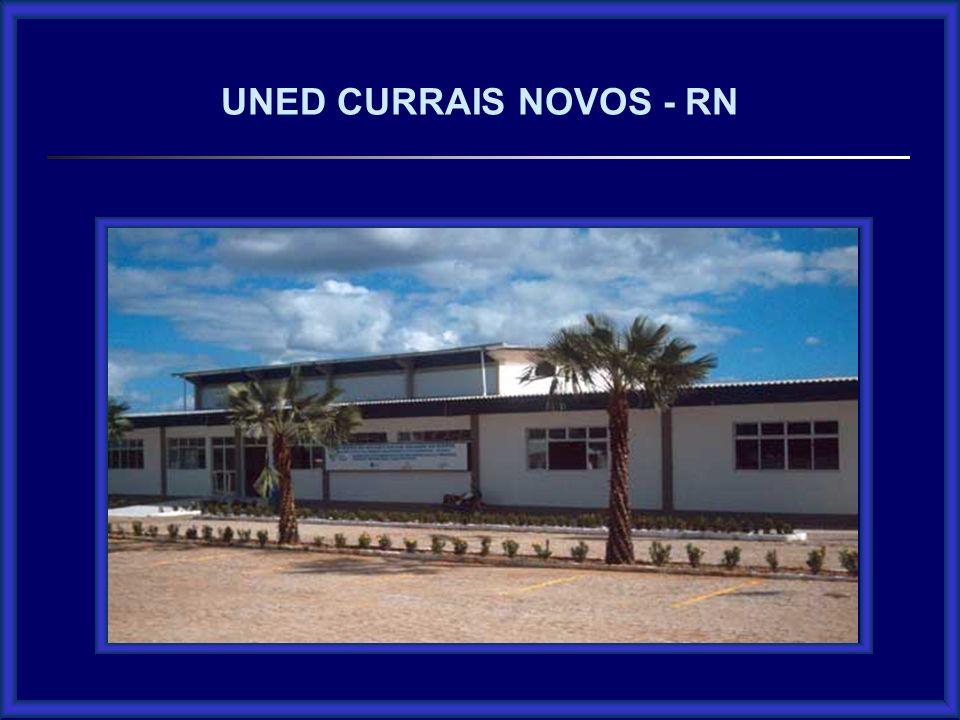 UNED CURRAIS NOVOS - RN