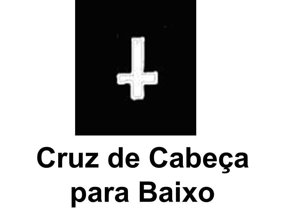 Cruz de Cabeça para Baixo