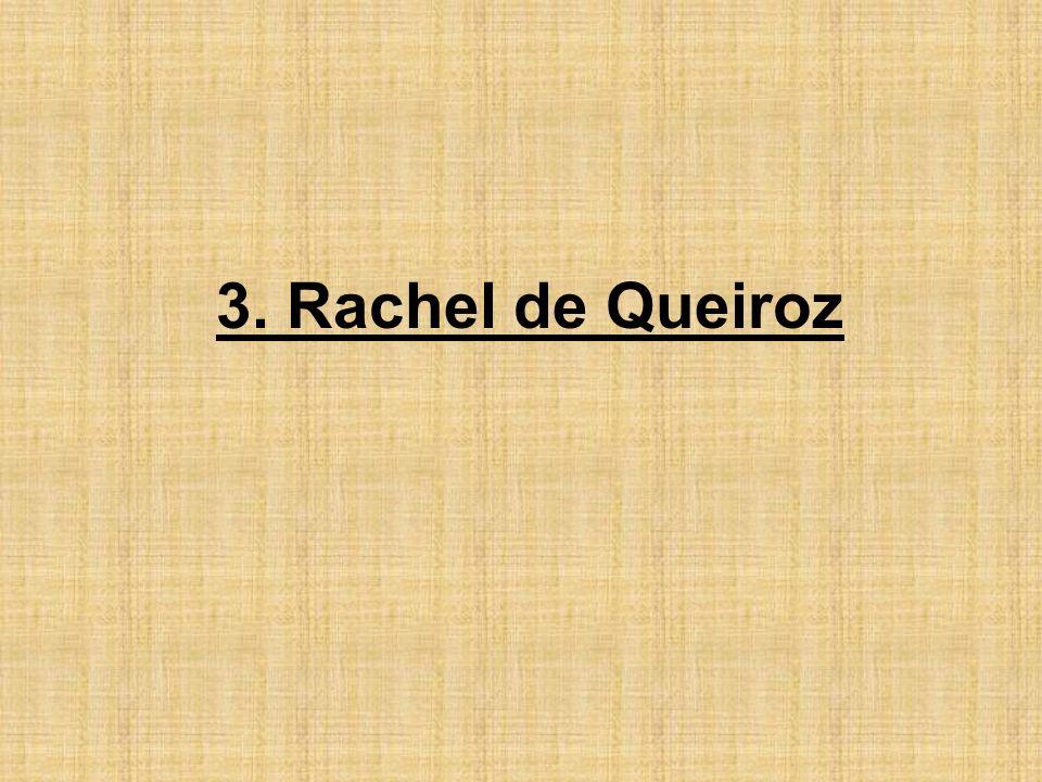 3. Rachel de Queiroz