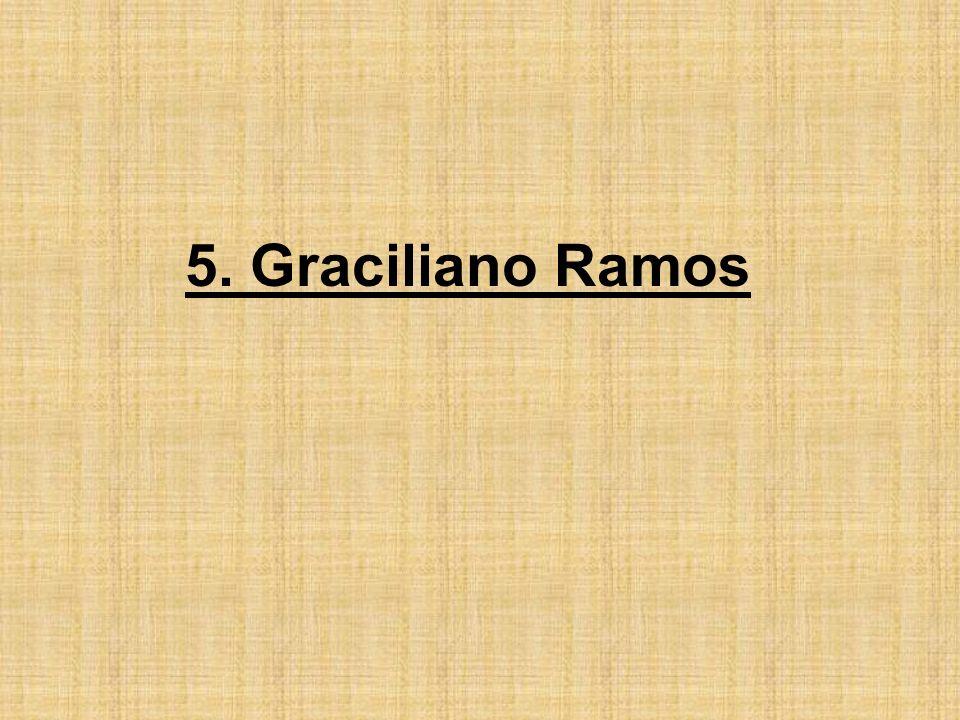 5. Graciliano Ramos