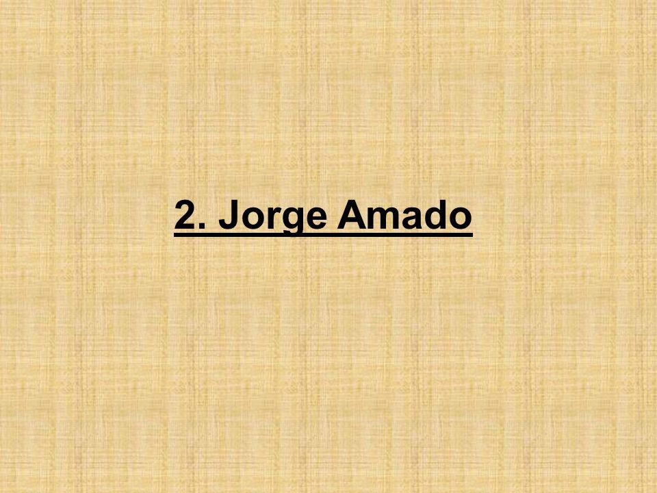 2. Jorge Amado