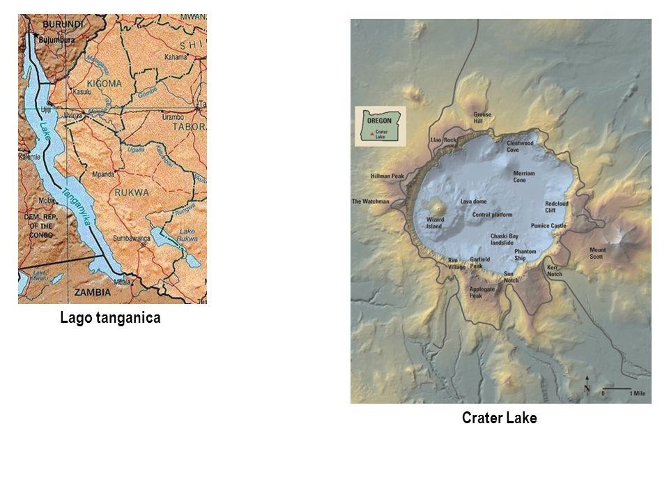 Lago tanganica Crater Lake