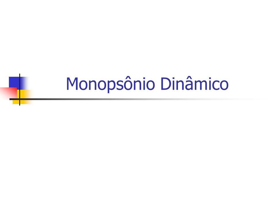 Monopsônio Dinâmico