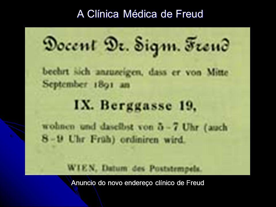 Neste Caso Clínico, Freud introduz uma afirmação explícita da existência do inconsciente: Neste Caso Clínico, Freud introduz uma afirmação explícita da existência do inconsciente: Quando afirmamos que o amor pelo cunhado não era conhecido pela moça, exceto em raras ocasiões, e mesmo assim só momentaneamente, queremos dizer exatamente o que estamos dizendo.