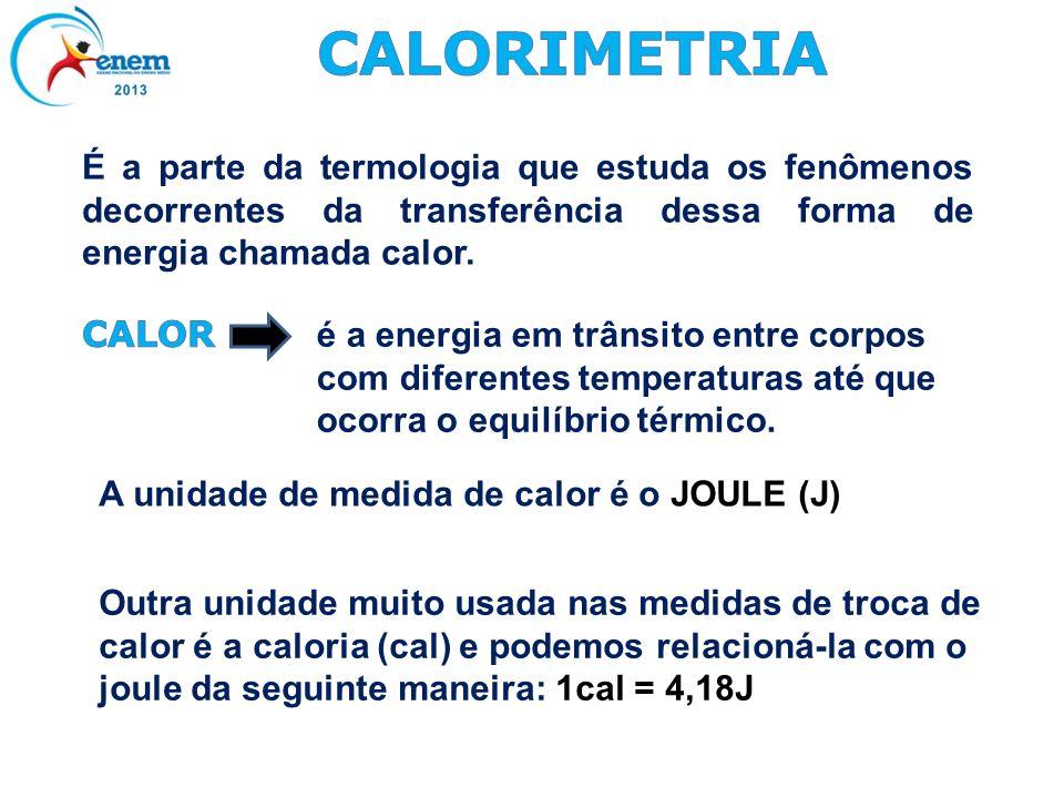 PROPAGAÇÃO DE CALOR O calor é uma forma de energia que se propaga do corpo de maior temperatura para o corpo de menor temperatura.