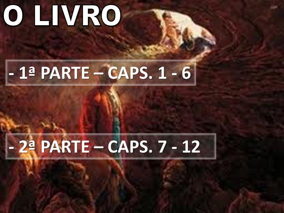- 1ª PARTE – CAPS. 1 - 6 - 2ª PARTE – CAPS. 7 - 12