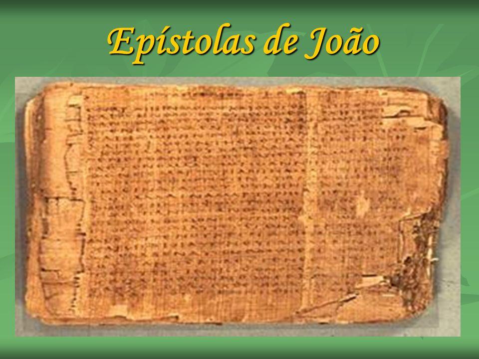 Epístolas de João