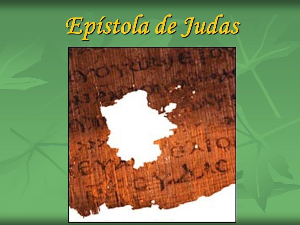Epístola de Judas