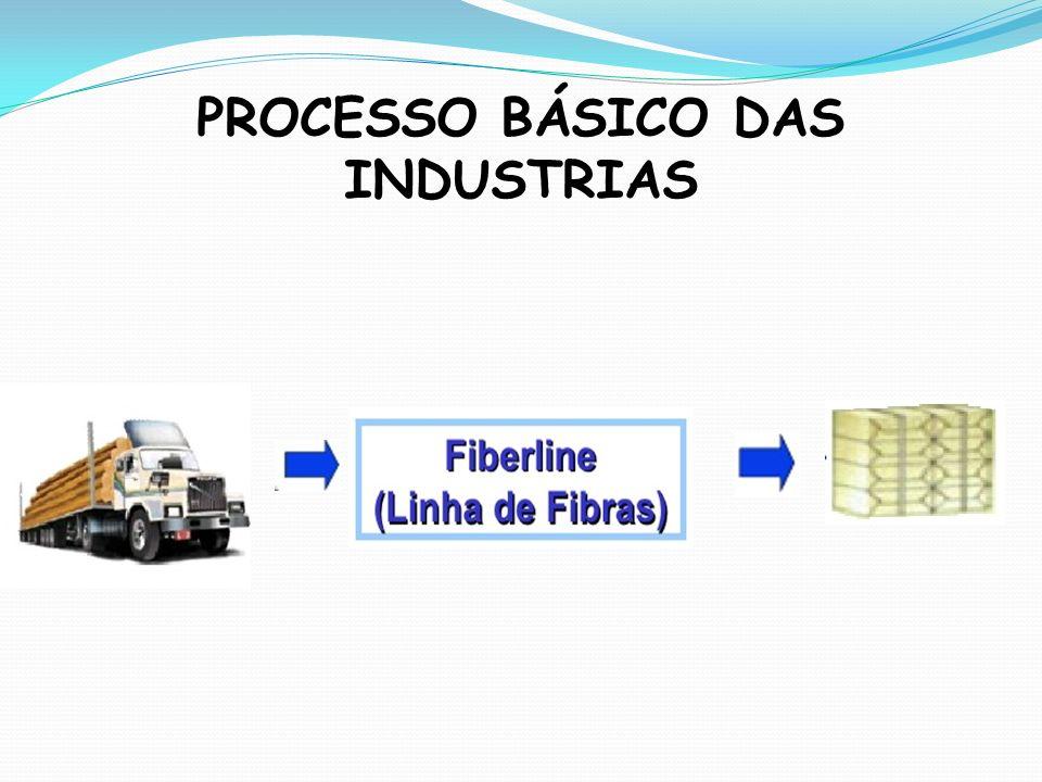 PROCESSO BÁSICO DAS INDUSTRIAS