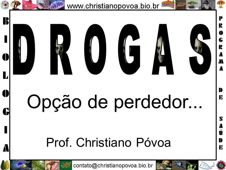 Prof. Christiano Póvoa Opção de perdedor...