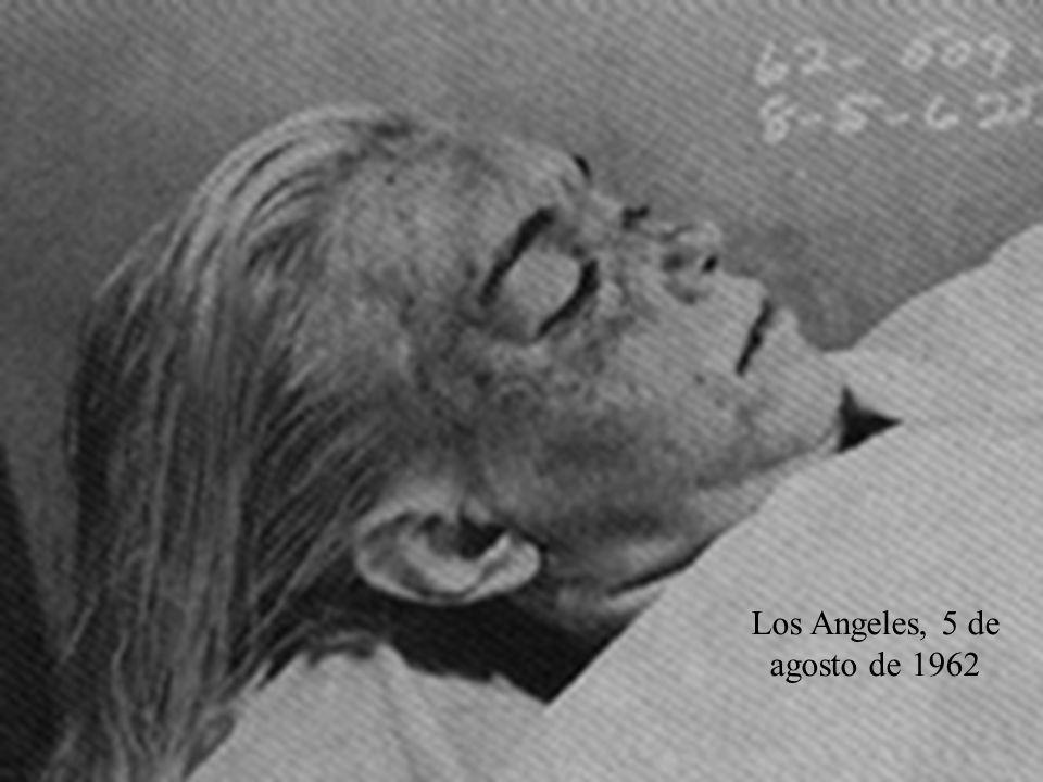 Estudo de Caso: Marilyn Monroe (Norma Jean Baker) - Los Angeles, 1 de junho de 1926 Los Angeles, 5 de agosto de 1962