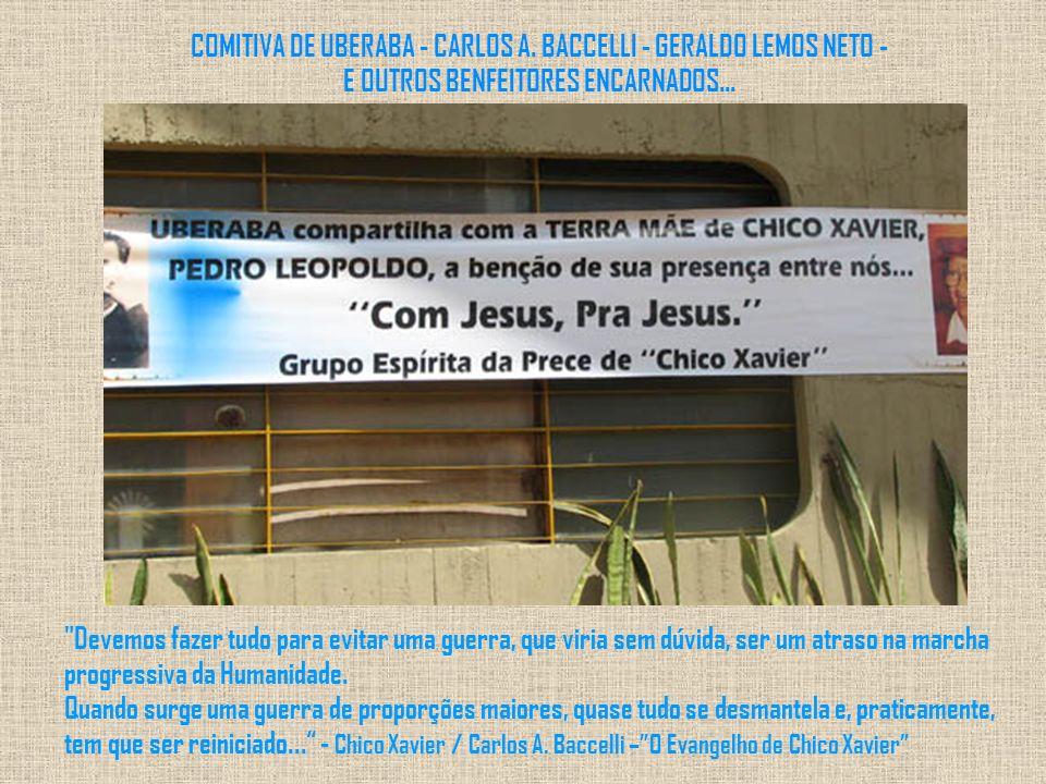 Durante o lançamento dos livros,Geraldo Lemos Neto convidou à palavra a Sra.Wanda Amorim Joviano, filha do casal Dr. Rômulo e D. Maria Joviano, ele ch