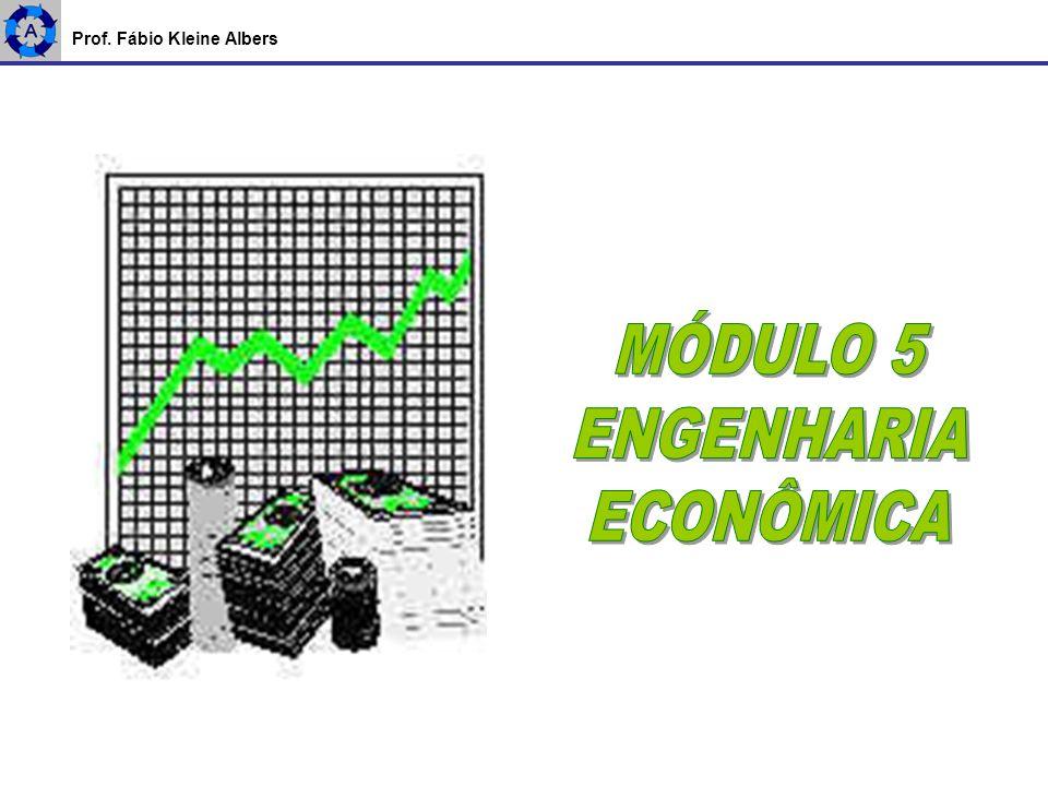 Engenharia Econômica é o conjunto de métodos utilizados nas análises de investimentos e das técnicas empregadas na escolha da melhor alternativa, no processo de decisão