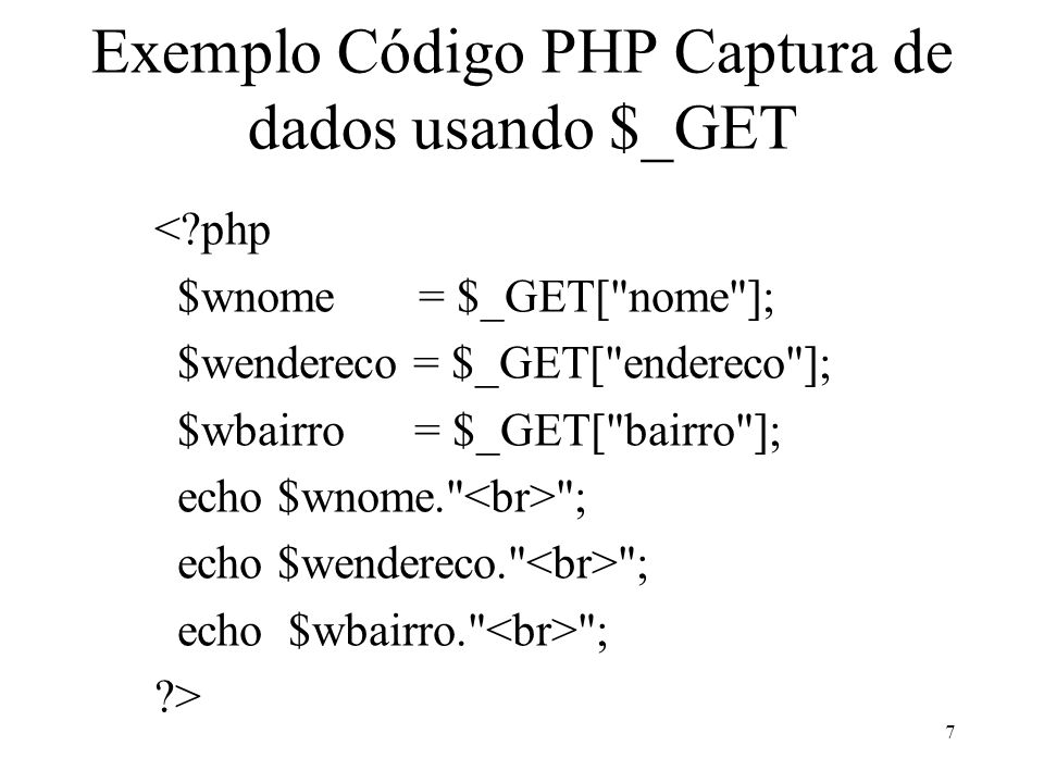 Exemplo substr() <?php $str = Laranja ; $x = substr($str,3,3); echo $x; ?> 108