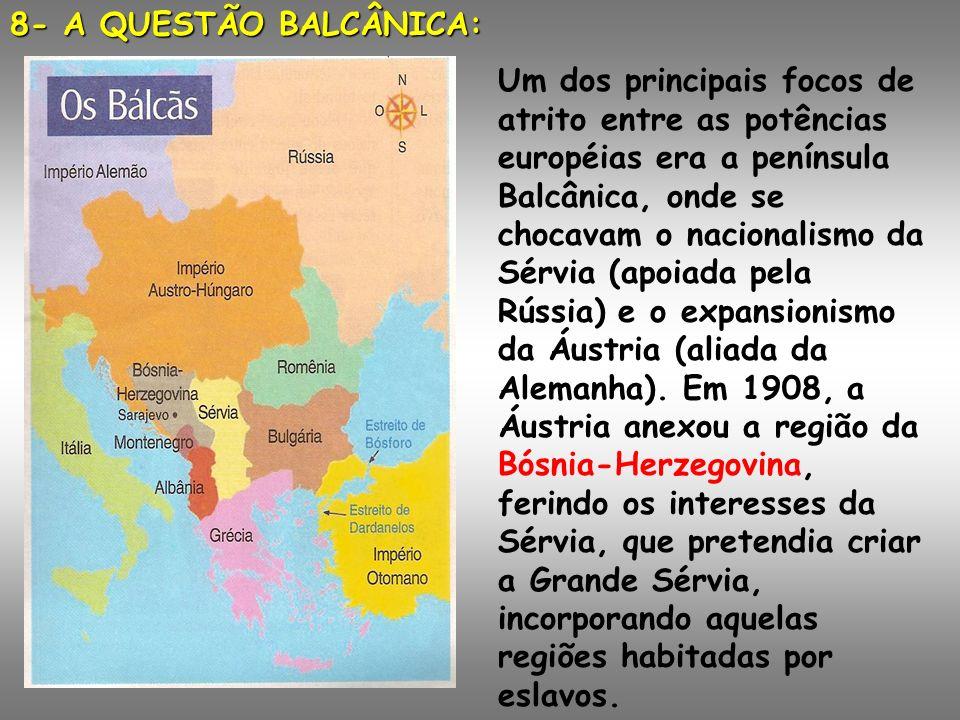 POLÍTICA DE ALIANÇAS :