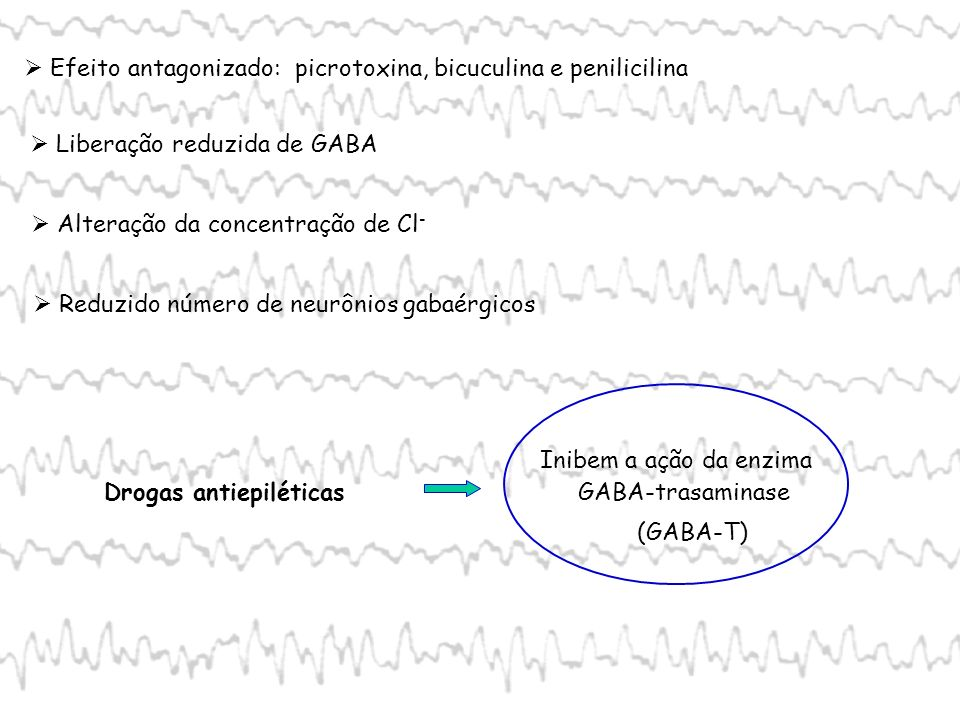 Receptores de aminoácidos excitatórios (EAA) glutamato aspartato Aminoácidos excitatórios Ativação do canal 1.